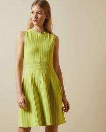 Balieey Pleated Mini Dress at Ted Baker