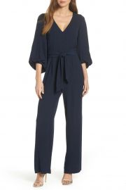 Balloon Sleeve Jumpsuit by Eliza J at Nordstrom Rack