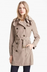 Balmoral trench by Burberry at Nordstrom