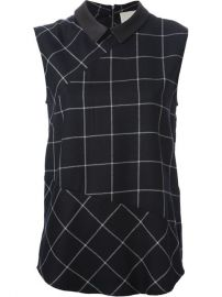 Band Of Outsiders Sleeveless Blouse - The Webster at Farfetch