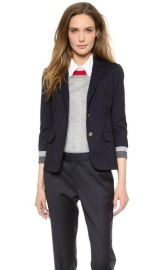 Band of Outsiders Two Button Schoolboy Jacket at Shopbop