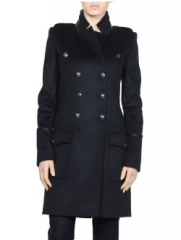 Barbara Bui Military Coat at Serie Noire