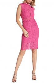 Bardot Lace Sheath Dress   Nordstrom at Nordstrom