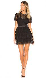 Bardot Ava Lace Dress in Black from Revolve com at Revolve