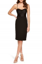 Bardot Freida Fringe Sheath Dress at Nordstrom