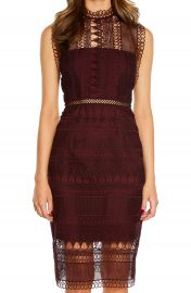 Bardot Mariana Lace Body-Con Dress  Nordstrom Exclusive at Nordstrom