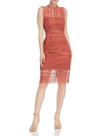 Bardot Mariana Lace Dress Women - Bloomingdale s at Bloomingdales