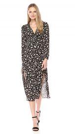 Bardot Women\'s Floral Split Dress at Amazon