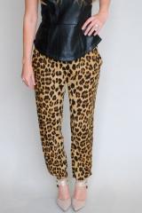 Bardot leopard pants at Shoptiques