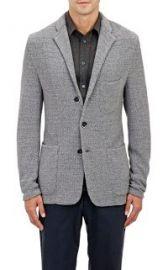 Barena Venezia Seed-Stitched Three-Button Sportcoat at Barneys