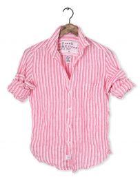 Barry Stripe Shirt at Ron Herman