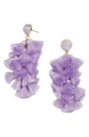 BaubleBar Contessa Tassel Earrings at Nordstrom