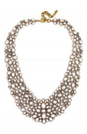 BaubleBar   x27 Kew  x27  Crystal Collar Necklace at Nordstrom