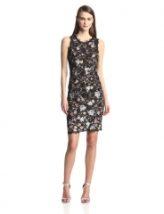 Bcbgmaxazria Diane Lace Dress at Amazon