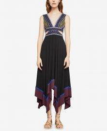 Bcbgmaxazria Embroidered Dress at Macys
