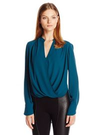 Bcbgmaxazria Jacklyn Blouse at Amazon