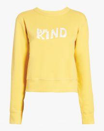 Be Kind Sweatshirt at Olivela