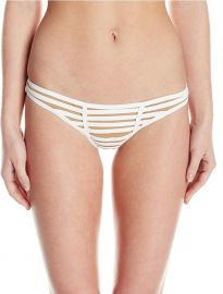 Beach Bunny  Hard Summer Skimpy Bikini Bottom with Full Back Shirring at Amazon