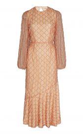 Bead-Embellished Dress by Markarian at Moda Operandi