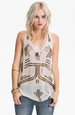 Bead it tank by Free People at Nordstrom