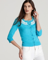 Beaded Kati Cardigan by Kate Spade at Bloomingdales