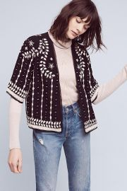 Beaded Richmond Jacket at Anthropologie