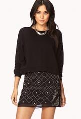Beaded Skirt at Forever 21