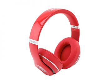 Beats By Dre Studio 20 Wireless Over-Ear Headphone Red at Zappos