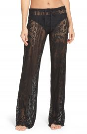 Becca Lace Cover-Up Pants at Nordstrom