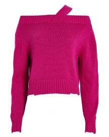 Beckett Knit Cotton Sweater at Intermix
