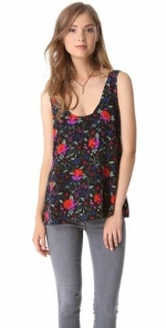 Beckley floral tank by Joie at Shopbop