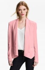 Becky jacket by Rebecca Minkoff in Blush at Nordstrom