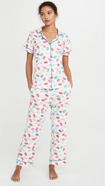 BedHead Pajamas Les Macarons Short Sleeve PJ Set at Shopbop