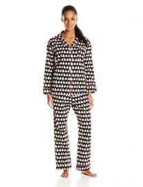 BedHead Pajamas Womenand39s Classic Long Sleeve Pj at Amazon