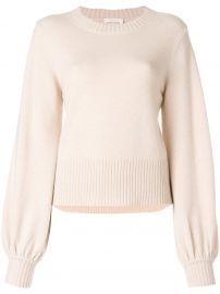 Bell Sleeved Sweater by Chloe at Farfetch