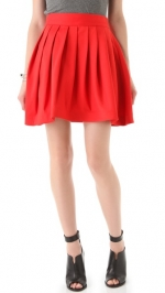 Bell skirt by Halston Heritage at Shopbop