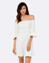 Bella Bardot Flippy Hem Dress by Forever New at The Iconic