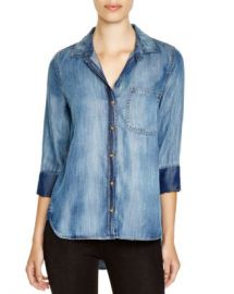 Bella Dahl Chambray Button-Down  Shirt Women - Bloomingdale s at Bloomingdales