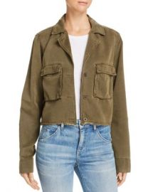 Bella Dahl Cropped Military Jacket  Women - Bloomingdale s at Bloomingdales