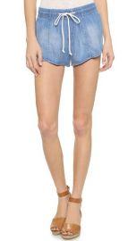 Bella Dahl Easy Seams Shorts at Shopbop