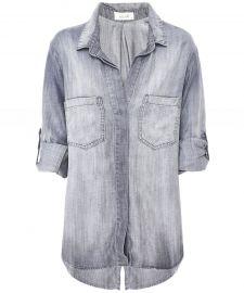 Bella Dahl Split Back Shirt at Saks Fifth Avenue