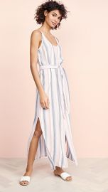 Bella Dahl Striped Belted Dress at Shopbop