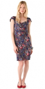 Bellas floral dress by Marc Jacobs at Shopbop