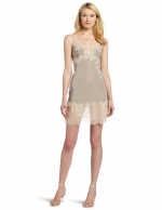Belle's grey lace chemise at Amazon