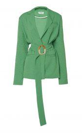 Belted Blazer Jacket by Materiel at Moda Operandi