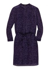 Bennett Dress by Babaton in purple at Aritzia