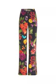 Benny Floral Wide Leg Pant at Orchard Mile