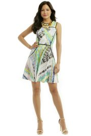 Bermuda Dunes Dress by Shoshanna at Rent The Runway