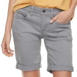 Bermuda Jean Shorts at Kohls