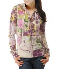 Berry floral Hoodie at Lucky Brand
